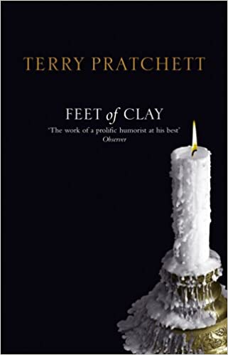 Download online Feet of Clay (Discworld Novel) PDF, azw (Kindle), ePub