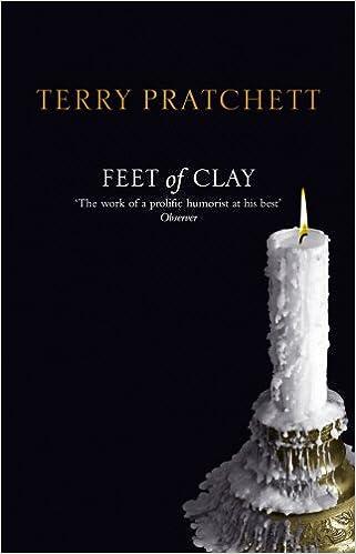 Download online Feet of Clay (Discworld Novel) PDF, azw (Kindle), ePub