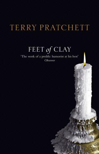 Download Feet of Clay (Discworld Novels) pdf epub
