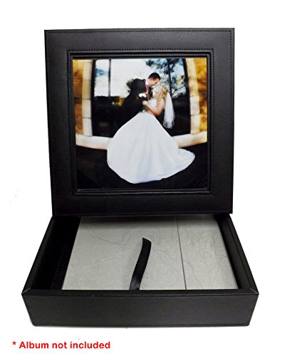 FRAME BOX FOR PHOTO ALBUM 12X12 by Showoff Albums