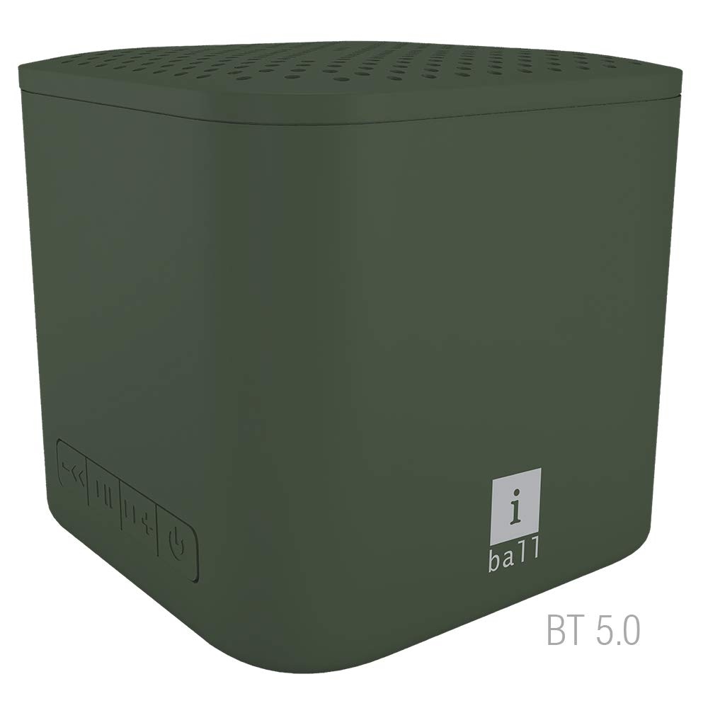 Portable speaker MusiPlay A1 (Green)