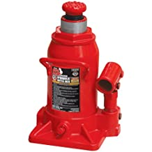 Torin Big Red Hydraulic Stubby Bottle Jack, 12 Ton Capacity