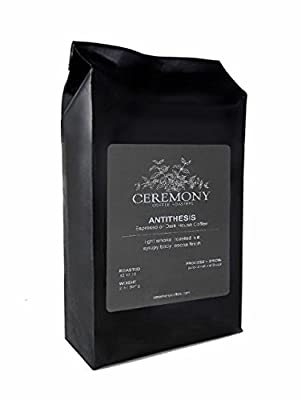 Ceremony Coffee Roasters - Antithesis House Blend - Specialty Whole Bean or Ground Coffee - 2lb Bag