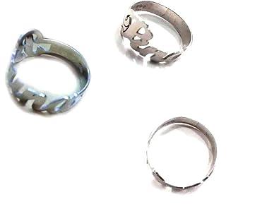 Handgefertigtes Ring Personalisierte Mit Ihrem Namen In Silber 925