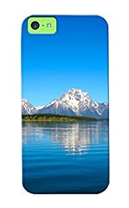 diy phone case0dc237d564 Crazylove Awesome Case Cover Compatible With ipod touch 4 - Mountains Landscapesdiy phone case