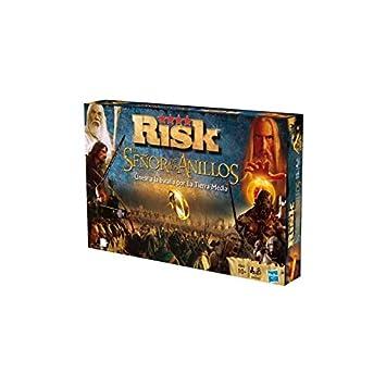 RISK SEÑOR DE LOS ANILLOS: Amazon.es: Juguetes y juegos