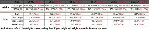 Cyclingbox Men's European Cup Series Short Sleeve Bicycle Cycling Jersey Breathable CCL016ECPT