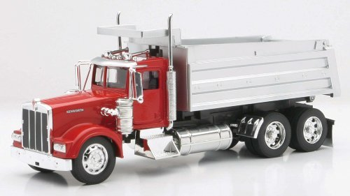 Kenworth W900 1:32 Toy Dump Truck 10.5 inch by New Ray