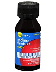 Sunmark Iodine Tincture USP 2% - 1 oz