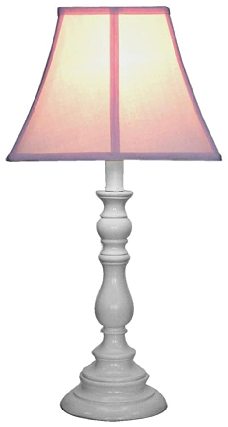 Amazon creative motion white base resin table lamp pink home creative motion white base resin table lamp pink aloadofball Gallery