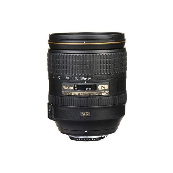 RetinaPix Nikon AF-S Nikkor 24-120mm F/4 G ED VR Zoom Lens for Nikon DSLR Camera