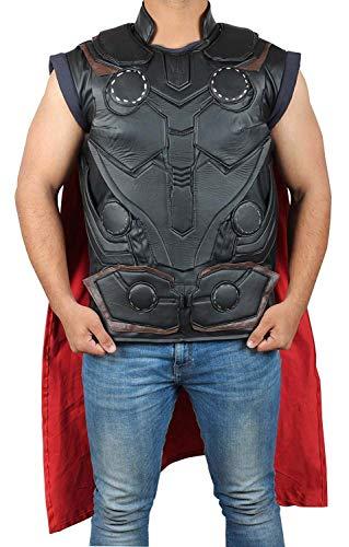Halloween Costume for Men Thor Vest   L -