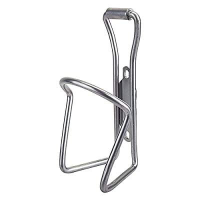 SUNLITE Alloy Bottle Cage, 8mm, Silver : Bike Water Bottle Cages : Sports & Outdoors [5Bkhe0907115]
