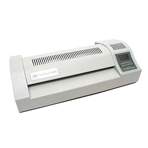 GBC(R) HeatSeal H500 Pro Photo-Quality Laminator, Gray/White