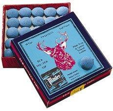Elkmaster 10 x 11mm Elkmaster Pool Snooker Cue Tips by Elk-Master