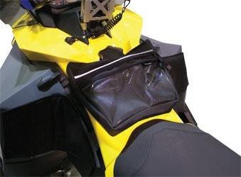 (Skinz Protective Gear Tank Bag SDTB200-BK)