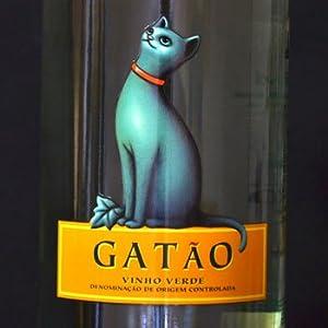 ガタオ ヴィーニョ・ヴェルデ  微発泡性白ワイン