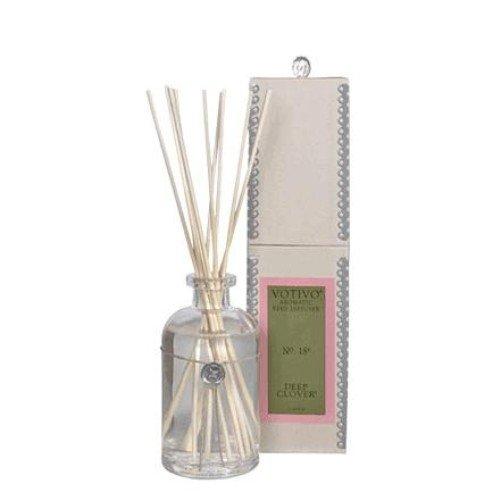 Votivo 7.3 oz Reed Diffuser Deep Clover (Grass Reed Diffuser)