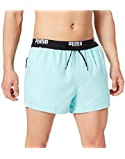 PUMA heren zwembroek Puma logo men's short length swimming shorts