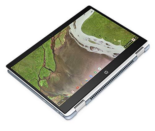 "HP Chromebook 14"" x360 Touchscreen Laptop (Intel Core i3, 8GB SDRAM, long last battery, FHD Touch display) 14-da0021nr"