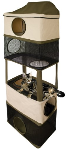 Ware Cat Tower Hideout, My Pet Supplies