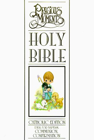 Precious Moments Catholic Bible