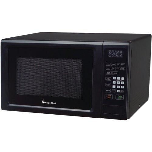 MAGIC CHEF MCM1110B 1.1 Cubic-ft, 1,000-Watt Microwave with