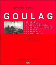 Goulags par Tomasz Kizny