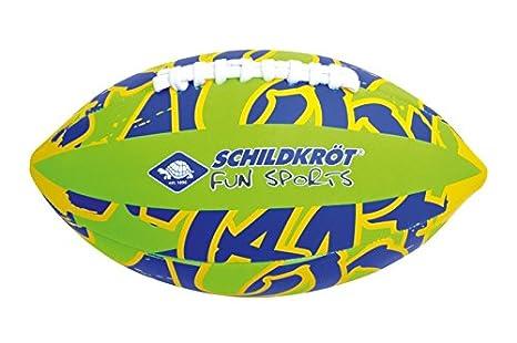 Balón de fútbol americano verde talla 6: Amazon.es: Deportes y ...
