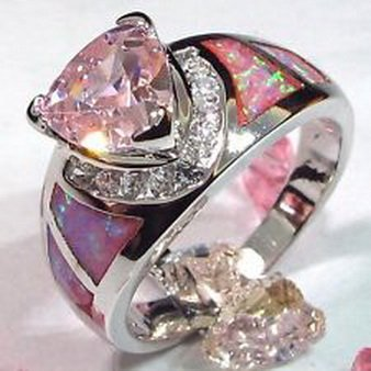 pixel-jewelry-1985-size6-pink-sapphire-fire-opal-engagement-wedding-ring-925-sterling-silver-jewelry