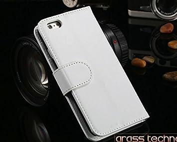 1a4cf55b87 Amazon | iPhone6Plus iPhone 6S Plus 手帳型レザーケース+強化保護 ...