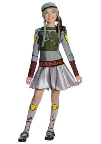 Star  (Fett Kids Costumes)