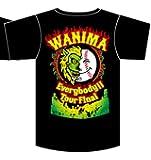 WANIMA Everybody TOUR2018 Tour Final 限定Tシャツ Lサイズ ワニマ (エビバデ ‼︎ツアー) ワニマ wanima ファイナル