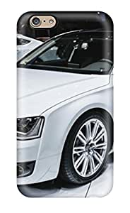 Best Shock-dirt Proof Audi A8 24 Case Cover For Iphone 6