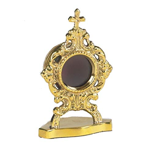 Christian Brands Catholic Personal Reliquary with