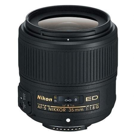 Nikon AF-S NIKKOR 2215 Fixed