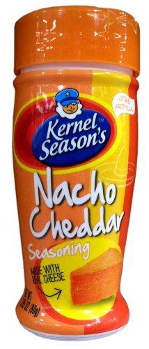 Kernel Season's NACHO CHEDDAR SEASONING 2.85oz (3 Pack)