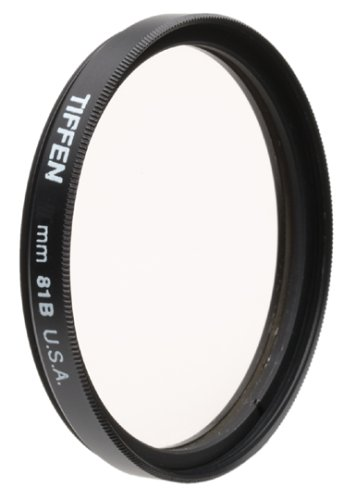 Tiffen 52mm 81B Filter