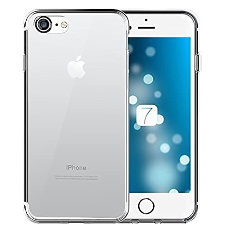 custodia iphone 7 silicone gel