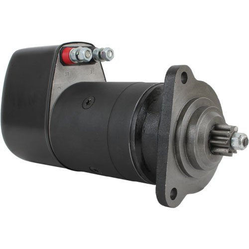 DB Electrical SBO0310 Starter (for CLAAS Chopper Jaguar 680 (1975-1987), 685SL (1987-1993)) by DB Electrical