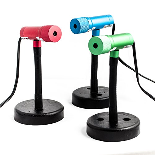 Sparkle Magic Illuminator 3 Light Set Red, Green, Blue with 3 Way Connector & Extension Cable