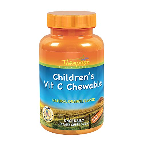 C-100 Child's Chew Orange 100T 100 Tablets For Sale