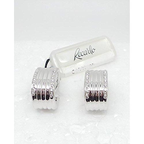 Boucles d'oreilles Salvini Femme ZM _ 096/B or diamant