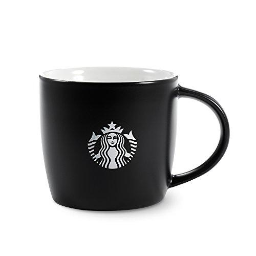 로고 머그 블랙 Starbucks 스타벅스 300ml