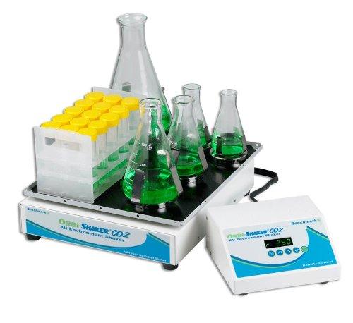 Benchmark Scientific Orbi-Shaker CO2 BT4000 Orbital Shaker for CO2 Incubators, 115V US Plug