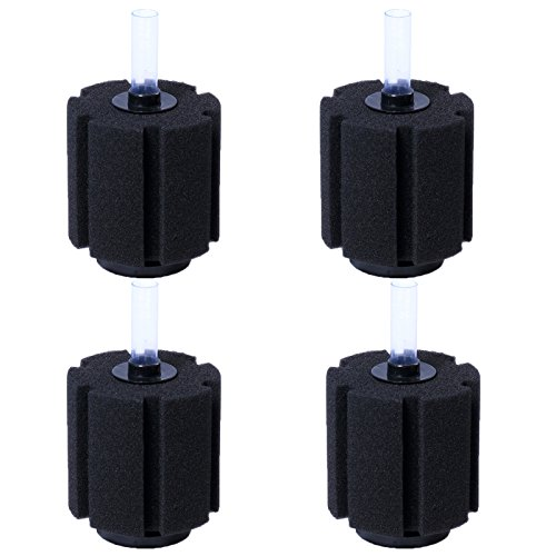 aquaneat-aquarium-bio-sponge-filter-4-pcs-20-gal-breeding-fry-betta-shrimp-fish-tank-xy-380-4-pcs