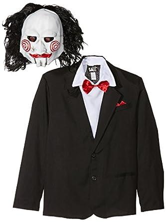 jigsaw saw. smiffy\u0027s men\u0027s saw jigsaw costume