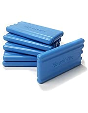 Ice Packs for Cooler Travel Case - Reusable Cooler Ice Packs Suitable