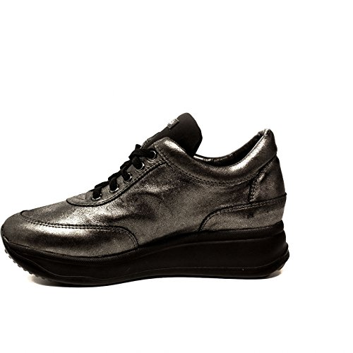 Agile By Rucoline 1304-3 Sneakers Damen Gun