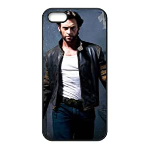Wolverine iPhone 5 5s Cell Phone Case Black Phone cover Q3270319